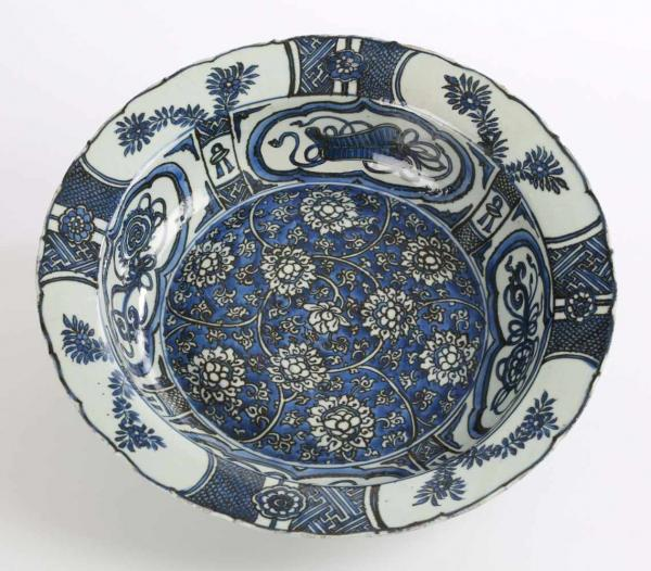 KRAAK BOWL, AROUND 1590