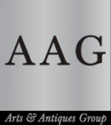 Logo de AAG (Arts & Antiques Group)