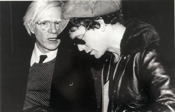 Rose HARTMAN (Née en 1937)  - VINTAGE :ANDY WARHOL AND LOU REED  - Party for [...]