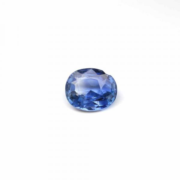 UNMOUNTED BLUE SAPPHIRE, 5.928 CT