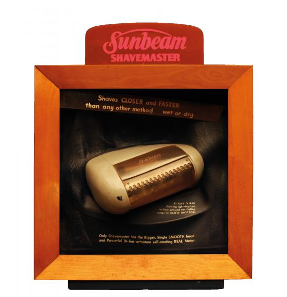 SUNBEAM Shavemaster, Par PAUL Corporation, Chicago, U.S.A. fin des années [...]