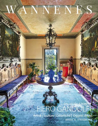 Vente From the Collections of Fiero Gandolfi (Genova) chez Wannenes Art Auctions : 450 lots