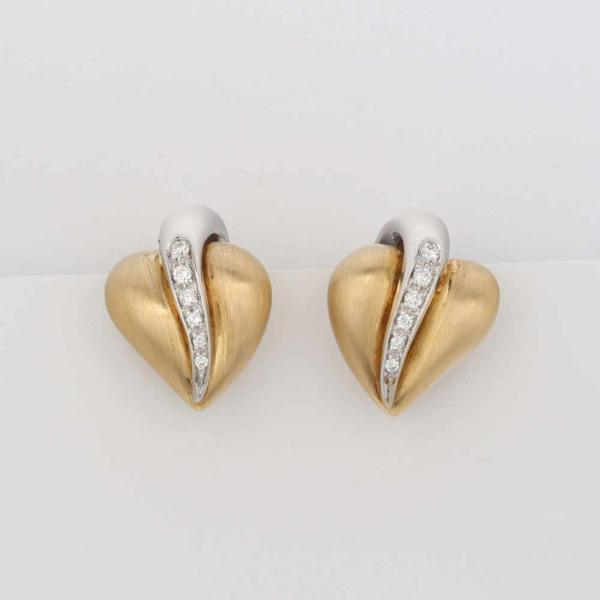 DIAMOND EAR CLIPS