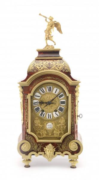 France, Paris, Thuret Second French Empire (Napoleon III, 1852-1870) Pendulum clock [...]