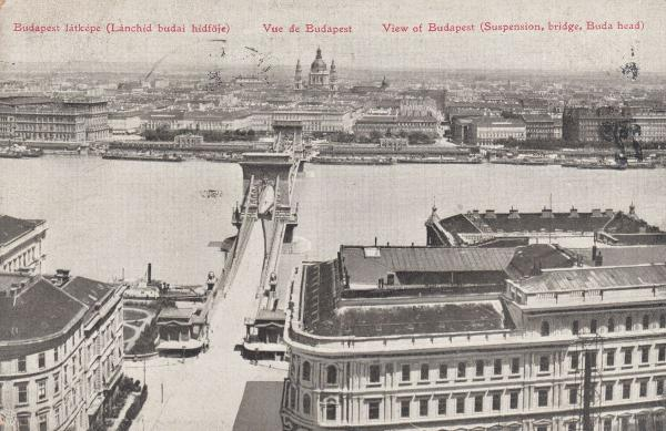 Cartes Postales - Pays - HONGRIE: Budapest. Environ 150 cartes postales.  -  -